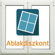 KÖMMERLING 76AD BUKÓ-NYÍLÓ ABLAKOK 3 RÉTEGŰ ÜVEGGEL