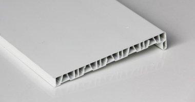 Kamrás PVC párkányok